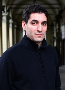 SAYRAFLEZADEH said, writer